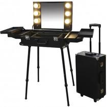Portable Beauty Salon: Maletin Camarin Peluqueria Maquillaje