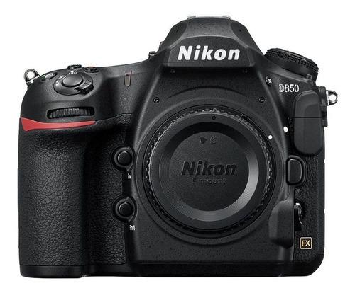 Nikon  D850 Dslr Negra