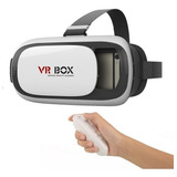 Vr Box Lentes Realidad Virtual + Joystick Game Pad Oculus