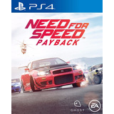 Need For Speed Payback Ps4 Digital Nfs Garantia Tenelo Ya