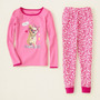 Lindisimos Pijamas The Children's Place Usa Talles 3-4-5-6