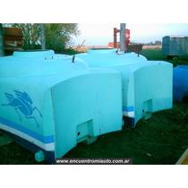 Tanque Plastico De Fumigador De 2000 Lt C/u Tpea
