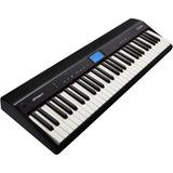 Piano Digital Roland Go Piano De 61 Teclas - Cuotas