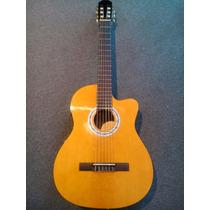 Guitarra Criolla Acústica Tyler C392 Con Ecualizador