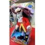 Dingui Toys - Peluche Disney Capitán Garfio / Hook