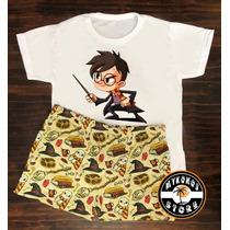 Pijama De Verano Harry Potter - Store Mykonos