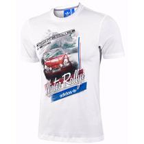 Remera Adidas Porsche 911s 2.2 Rally Motorsport Importadas