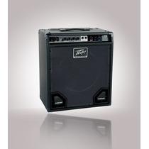 Amplificador De Bajo 120w Peavey Max115 - La Roca