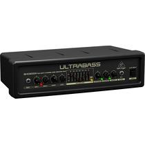 Cabezal Amplificador Bajo Behringer Ultrabass Bxd3000h 300w
