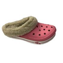 Suecos Tipo Crocs Con Abrigo Pantuflon 35 Al 45