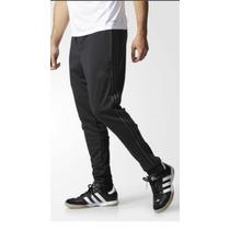 Pantalón Adidas Tiro 15 Chupin, Negro/ Gris. Small