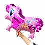 Globo Metalizado Gigante My Little Pony Deco Souvenir Forma