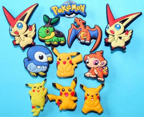 Disney Tsum Tsum Libro Para Colorear En Línea De Arte En: Pokemon Jibbitz & Pins Para Crocs. Importados Usa 4 X $25