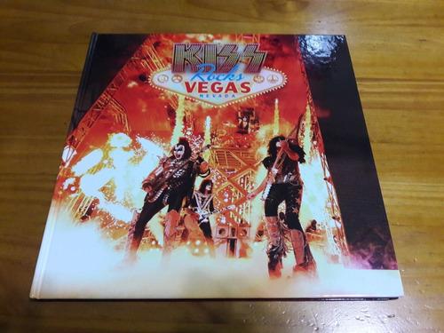 Kiss Rock Vegas - Edicion Deluxe 2 Cds + Dvd + Bluray