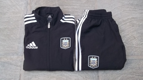 dc37fa63b Conjunto Selección Argentina Para Adolescente Talle L adidas