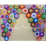 Cortina Tejida Al Crochet