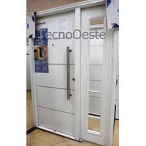 Portada Oblak Premium 1783b Blanca Puerta 80 Cm + Lateral