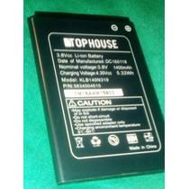 0d2ce5cfe6a Batería Celular Top House W418 Nueva en venta en Lomas del Mirador ...