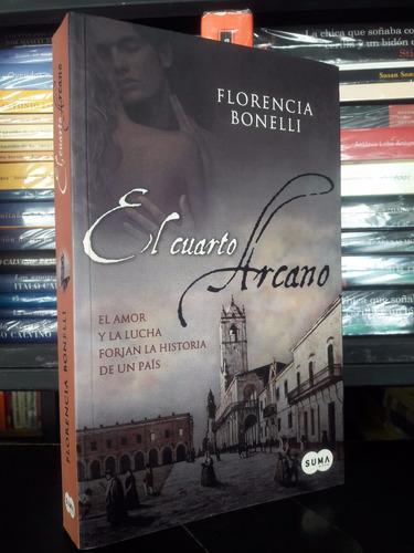 El Cuarto Arcano Florencia Bonelli Suma De Letras Nuevo! - $ 494 en ...