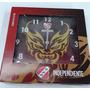 Reloj Pared Cuadro Futbol Independiente
