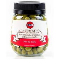 Amendoim Crocante Salsa e Cebola 150g - Flora