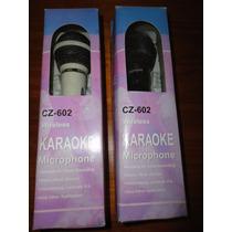 Microfono Inalambrico Para Karaoke