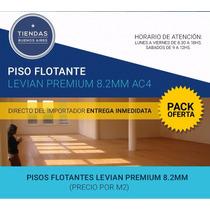 Piso Flotante Ac4 -alto Transito -hasta Agotar Stock!!! M2