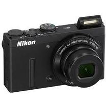Rosario Camara Digital Nikon P340 12mp 5x Raw Full Hd Wifi