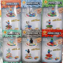 Minifiguras Minecraft Pack X6 - Tuni Sl8912