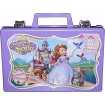 Valija Princesita Sofía Con Acc Disney Princesas En Smile