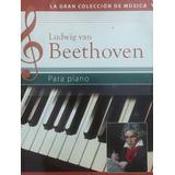 Beethoven Para Piano - Partituras