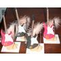 Souvenirs Guitarras Electricas 15 Años O 18 Años
