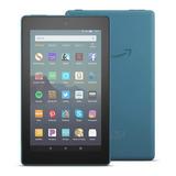 Tablet Amazon Fire 7 Kfmuwi 7  16gb Twilight Blue Con Memoria Ram 1gb
