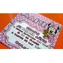 Minnie Bebe Disney Bebes Baby Invitaciones Tarjetas Cumple