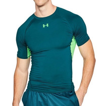 Remera Under Armour Training Ua Hg Armour Hombre Pe/vf