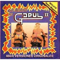Gapul - Lo Mejor De Gapul Volumen 2. Cd En Impecable Estado!