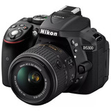 Camara Digital Nikon D5300 18-55mm Vr Cuotas Sin Interes!!!!
