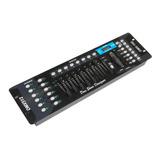 Consola Dmx 512 Universal 192 Canales Efectos Luces Dj