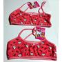 Hello Kitty Combo 2 Tops + 3 Pares De Medias Originales