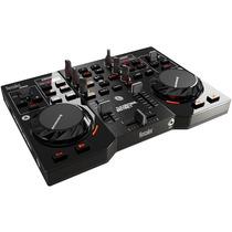 Controlador Dj Hercules Instinct Mixer Consola Midi Envios