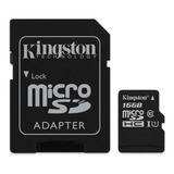 Tarjeta De Memoria Kingston Sdcs Canvas Select 16gb