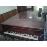 Antiguo  Piano De Cola Chassaigne Freres Modelo 6