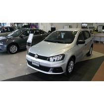 Volkswagen Vw. Gol Trend 5p. Trendline My17 0km Strianese