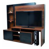 Modular Rack Platinum Tv Lcd Led Hasta 60  1.92 M. Frente