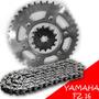 Kit Transmision Yamaha Fz16 Original Con Oring En Fas Motos