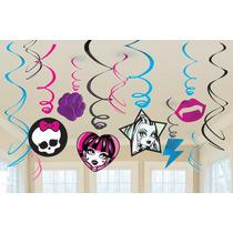 Móviles Cotillón Importado Disney Candy Bar Monster High