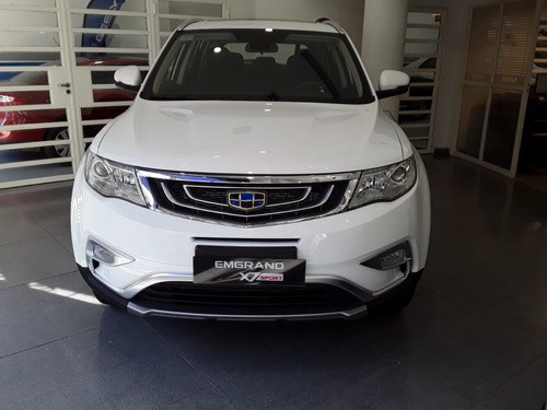 Geely Emgrand X7 Sport 2.4n Aut 4x2 Oport!! (vi)