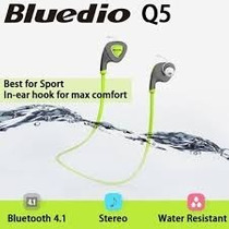Auriculares Bluetooth In-ear, Running, Deportes, Bluedio Q5