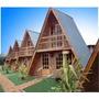 Cabañas Alpinashome - Fabricacion Y Construccion