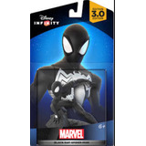 Disney Infinity Black Suit Spiderman